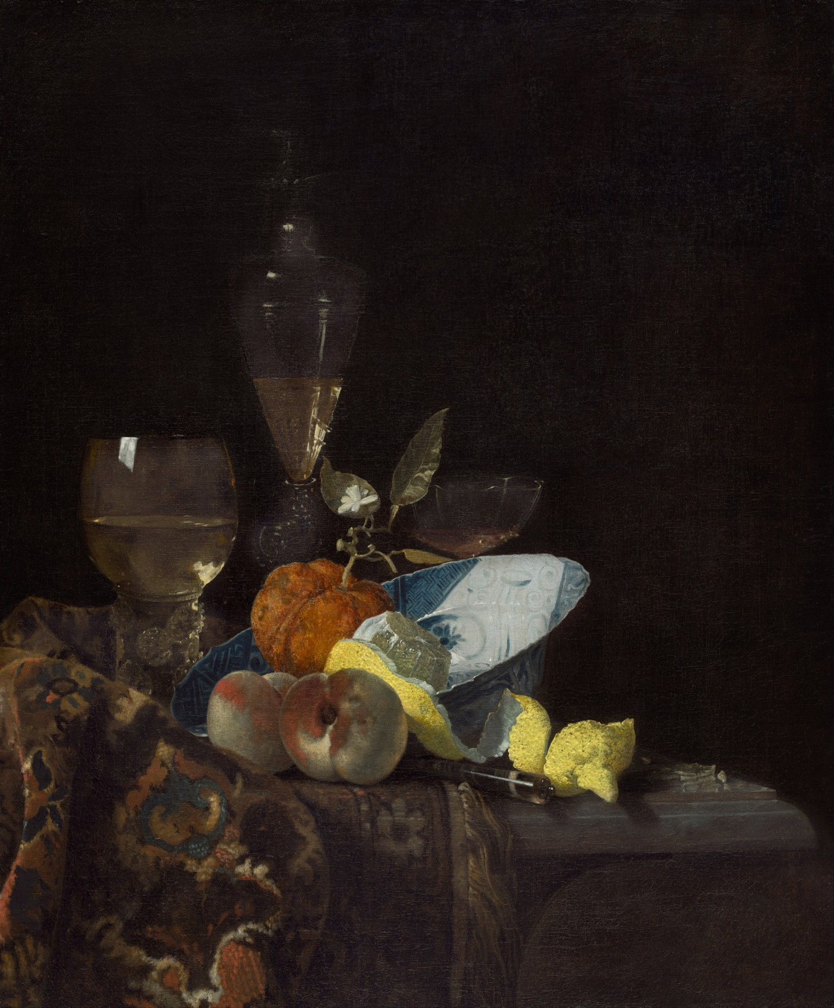 Willem Kalf · Nature morte.