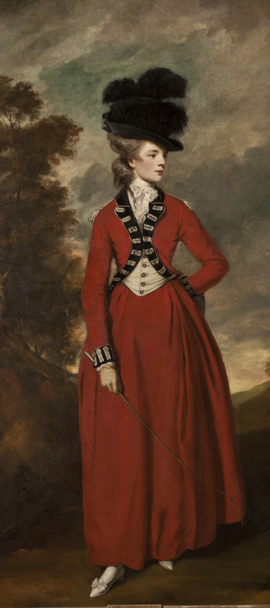 Reynolds: Lady Worsley